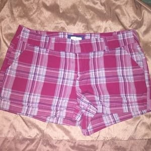Maurices Shorts - Maurice's plaid shorts